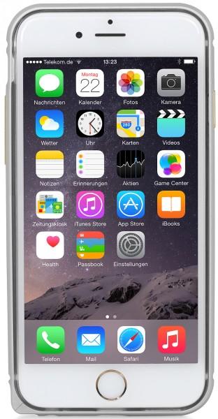 StilGut - iPhone 6 cover in aluminium and silicone