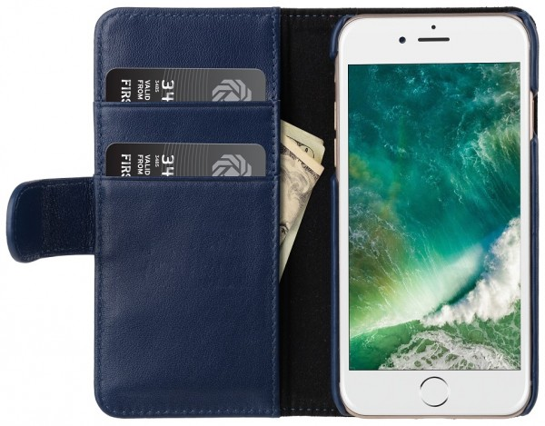 StilGut - iPhone 7 cover Talis with card holder