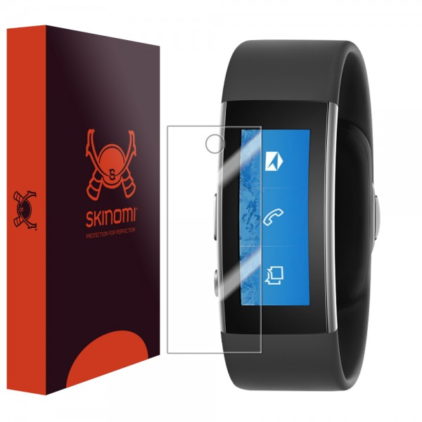 Skinomi - Microsoft Band 2 screen protector TechSkin (set of 6)