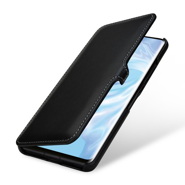 StilGut - Huawei P30 Pro Cover Book Type with Clip
