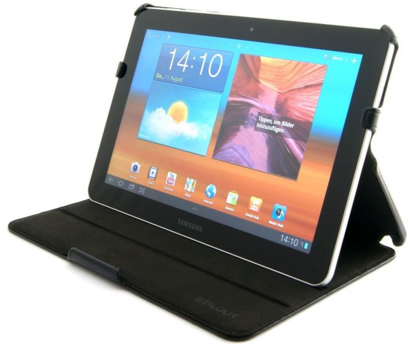 StilGut - UltraSlim Case for Galaxy Tab 8.9 (P7300)