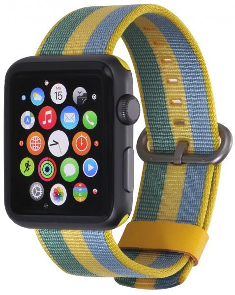 StilGut - Apple Watch 42 mm Nylon Strap