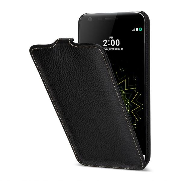 StilGut - LG G5 UltraSlim case in leather