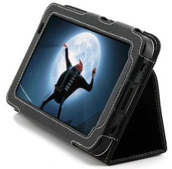StilGut - Exclusive leather case for Galaxy Tab