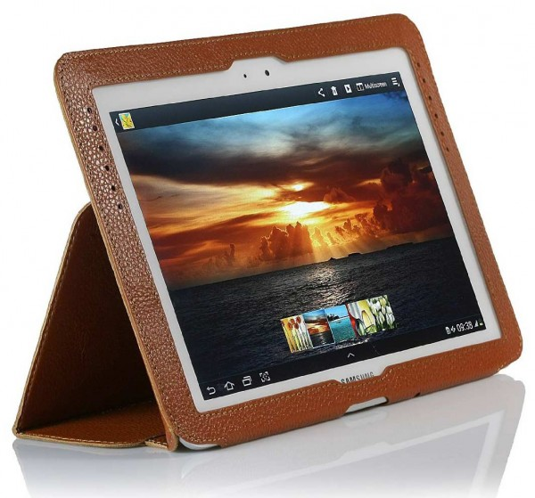 StilGut - Executive leather case for Galaxy Note10.1 (N8000)