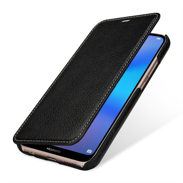 StilGut - Huawei P20 lite Cover Book Type without Clip