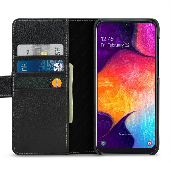 StilGut - Samsung Galaxy A50 Cover Talis with Card Holder