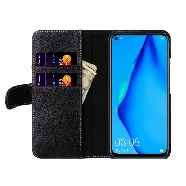 StilGut - Huawei P40 lite Wallet Case Talis