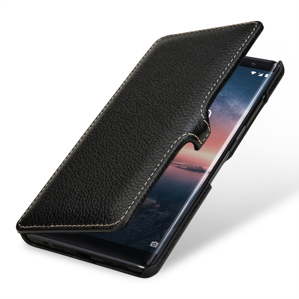 StilGut - Nokia 8 Sirocco Cover Book Type with Clip