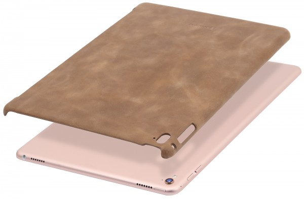 "StilGut - iPad Pro 9.7"" cover in leather"