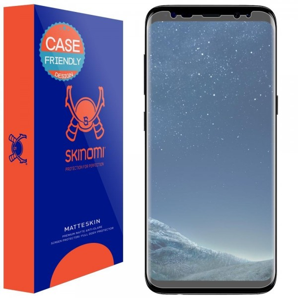 Skinomi - Samsung Galaxy S8 Screen Protector MatteSkin