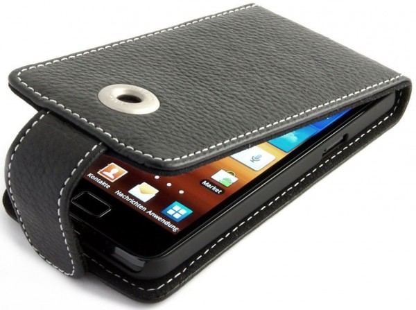 StilGut - Exclusive leather case for Samsung Galaxy S i9000 & i9001