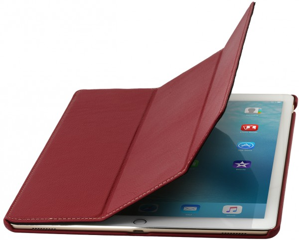 """StilGut - iPad Pro 12.9"""" case Couverture in leather"""