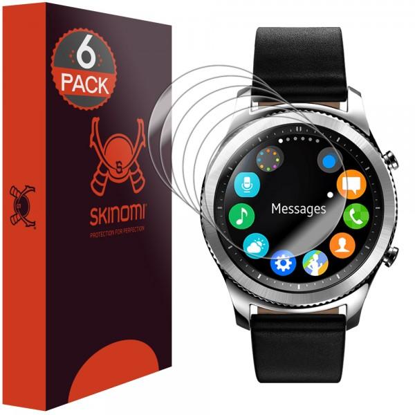 Skinomi - Screen Protector Samsung Gear S3 classic