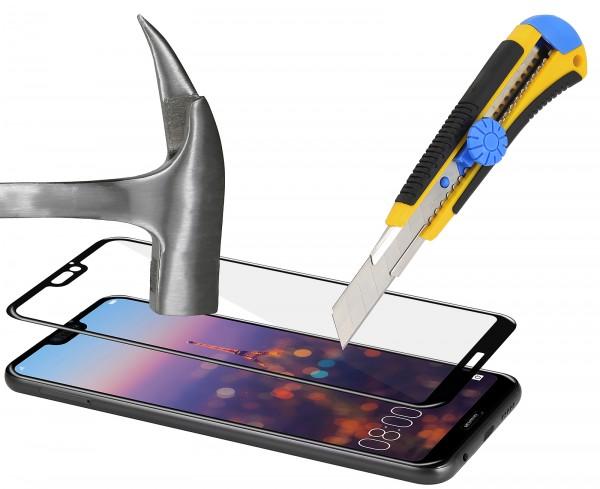 StilGut - Huawei P20 lite Tempered Glass 3D Full Cover