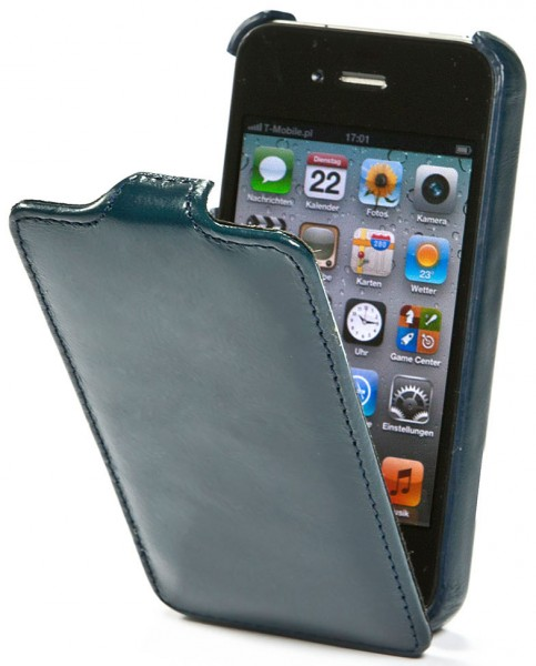 StilGut - UltraSlim leather case for iPhone 4 & iPhone 4s