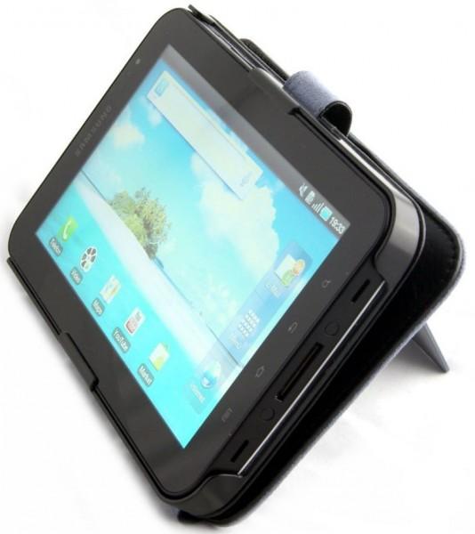 StilGut - Folio leather case for Samsung Galaxy Tab