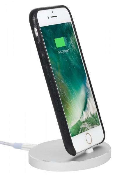 iPhone Docking Station Oval for comfortable Charging | StilGut