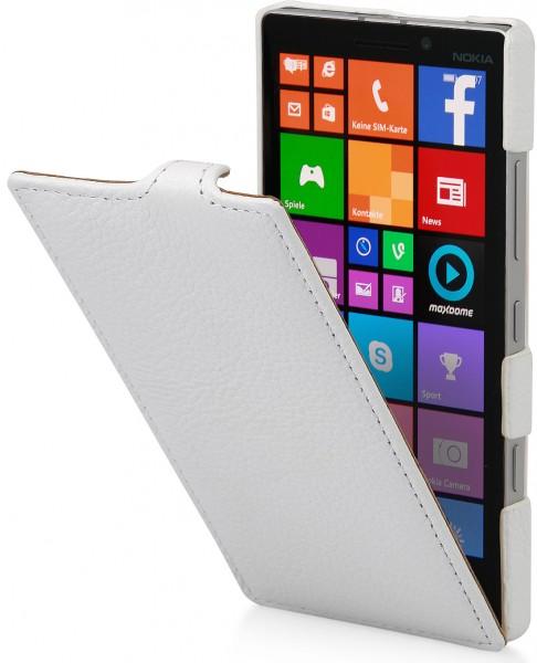 StilGut - UltraSlim leather case for Nokia Lumia 930