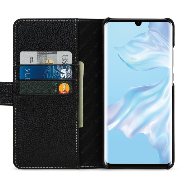 StilGut - Huawei P30 Pro Cover Talis with Card Holder