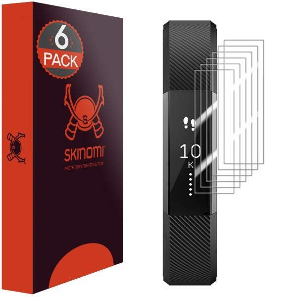 Skinomi - Fitbit Alta Screen Protector (set of 6)