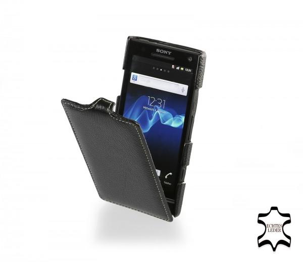 StilGut - UltraSlim case for Sony Experia S