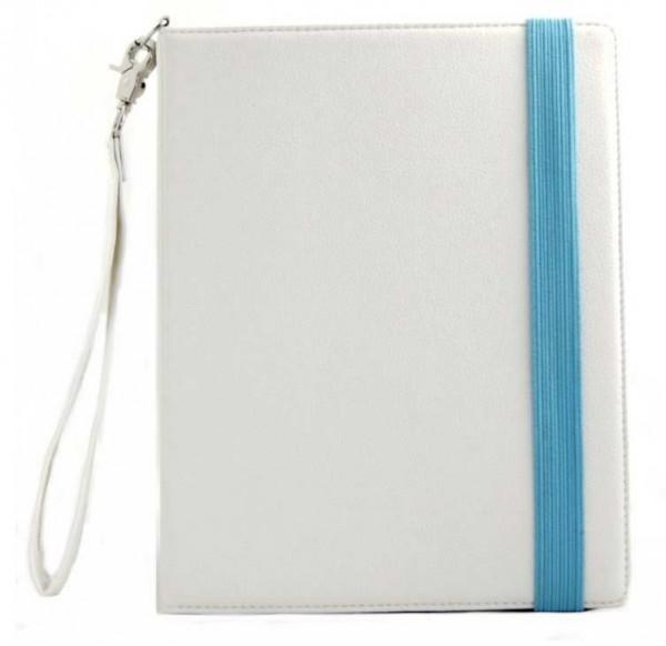 StilGut - Folio case in white for iPad 1