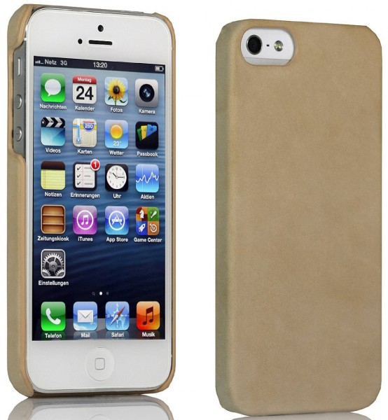 StilGut - Leather cover for iPhone 5 & iPhone 5s