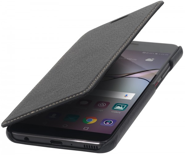 StilGut - Huawei P10 Plus Cover Book Type without Clip
