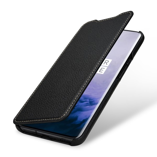 StilGut - OnePlus 7 Pro Cover Book Type without Clip