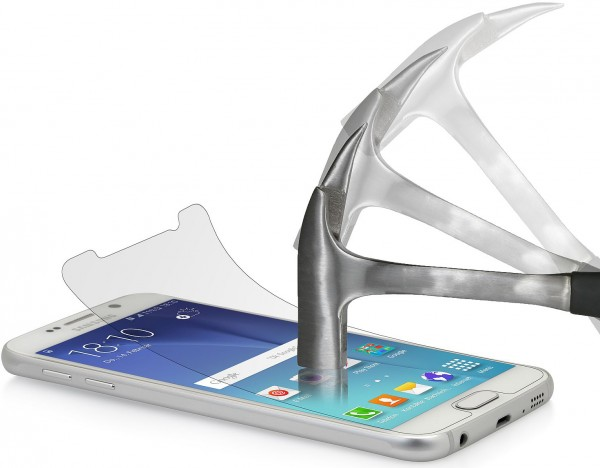 StilGut - Tempered glass screen protector for Galaxy S6 (set of 2)