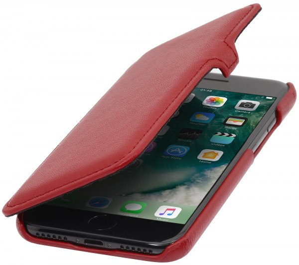 StilGut - iPhone 7 Plus Cover Book Type with clip
