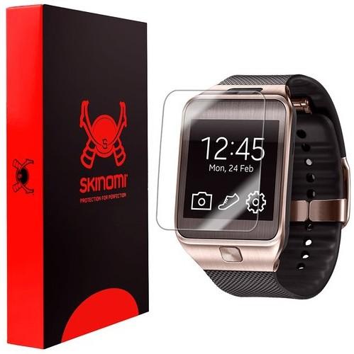 Skinomi - Samsung Gear 2 screen protector TechSkin