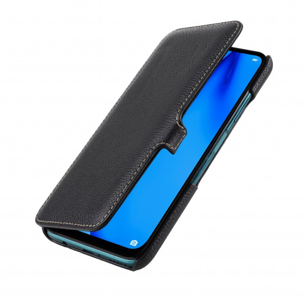 StilGut - Huawei P40 lite Cover Book Type with Clip