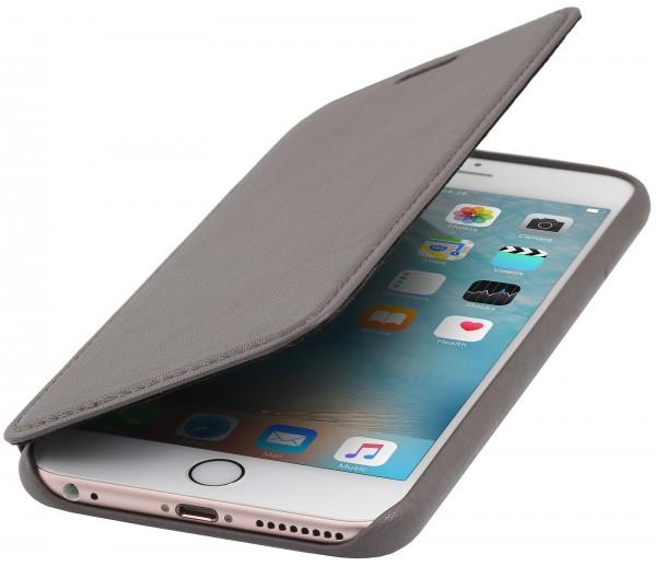 StilGut - iPhone 6s Plus cover Premium Book Type in leather