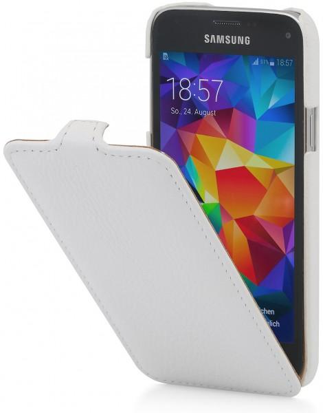"StilGut - Galaxy S5 mini leather case ""UltraSlim"""