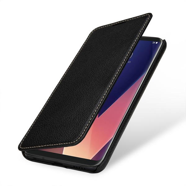 StilGut - LG V35 ThinQ Cover Book Type without Clip