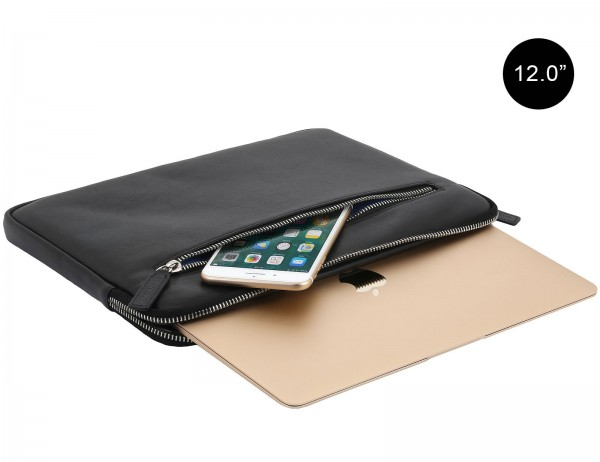 "StilGut - Notebook Sleeve Bellevue up to 12"""