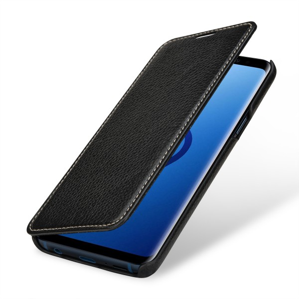 StilGut - Samsung Galaxy S9 Cover Book Type without Clip