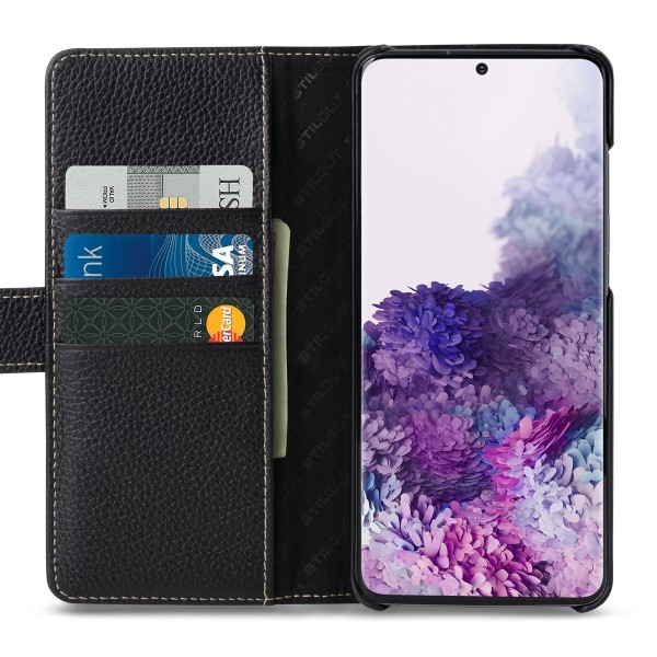 StilGut - Samsung Galaxy S20 Plus Wallet Case Talis