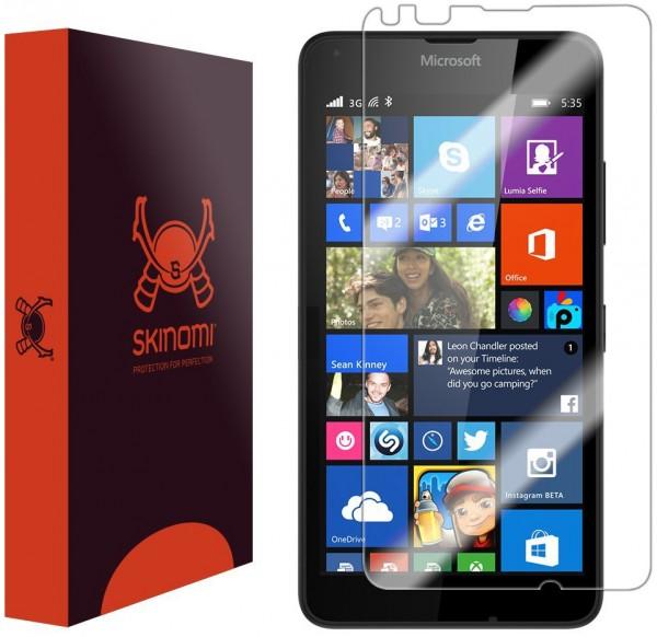 Skinomi - Screen protector for Lumia 640 TechSkin
