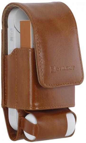 StilGut - IQOS Leather Case 3-in-1