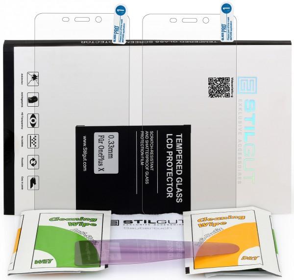 StilGut - Tempered glass OnePlus X