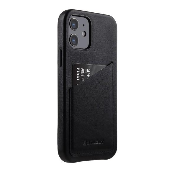 StilGut - iPhone 12 mini Case with Card Holder