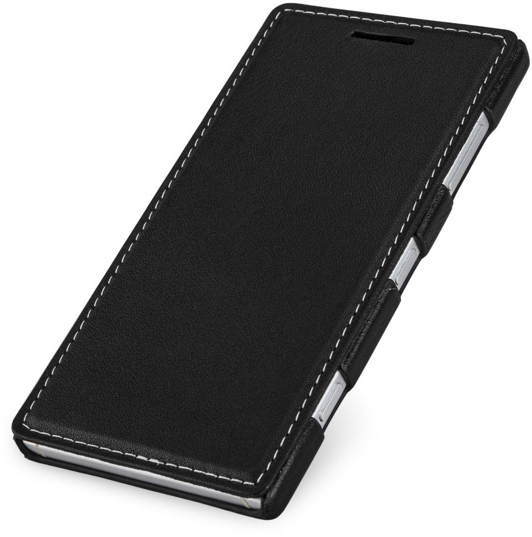 competitive price 4f7cb 251cf StilGut - Nokia Lumia 830 leather case,