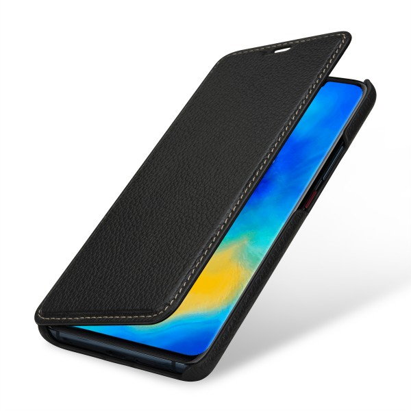 StilGut - Huawei Mate 20 Pro Case Book Type without Clip