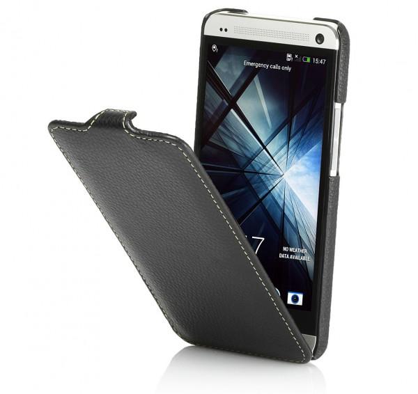 StilGut - UltraSlim leather case for HTC One