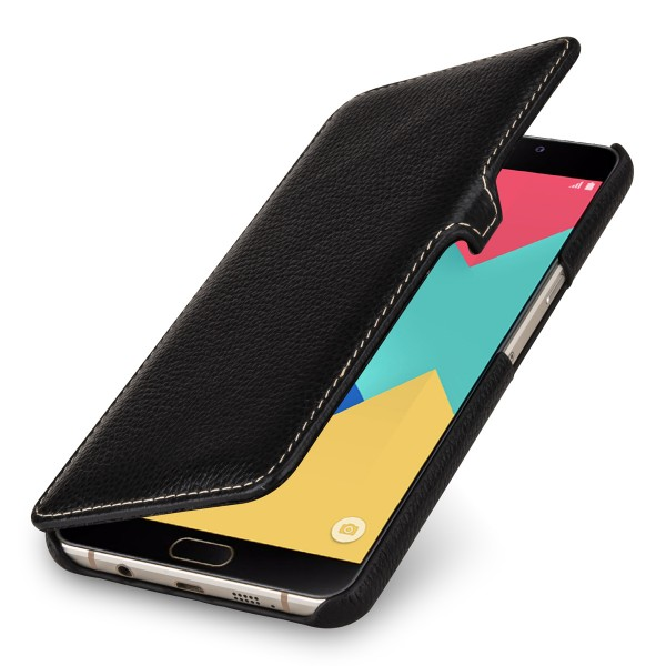 StilGut - Samsung Galaxy A9 (2016) cover Book Type with clip