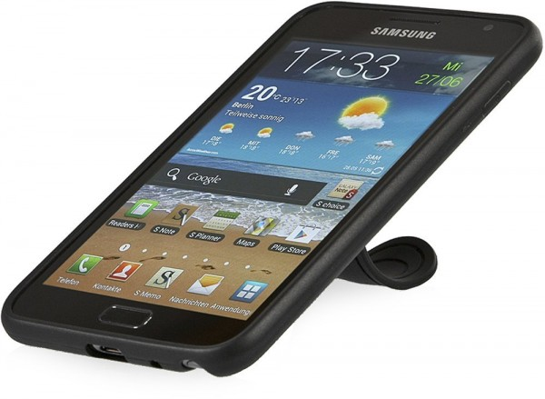 StilGut - Case with support function for Galaxy Note N7000
