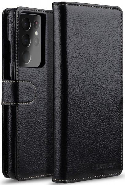 StilGut - Samsung Galaxy S21 Ultra Wallet Case Talis